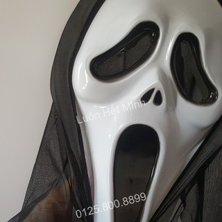 Mặt Nạ Sát Nhân – mặt nạ Scream-i33 Tiện Dụng