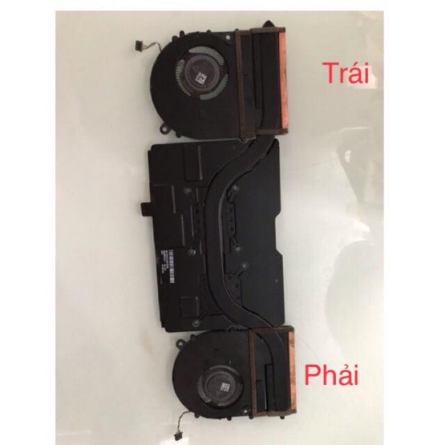 Quạt và tản nhiệt cpu laptop Xiaomi Pro 15.6 model : 171501-AQ
