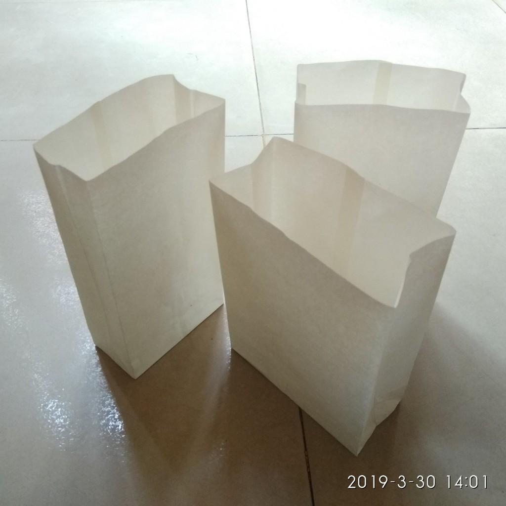 Túi giấy đựng bánh tráng nướng, túi giấy đựng bánh bao, túi giấy đựng chuối chiên