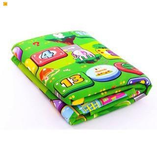 Thảm chơi 2 mặt cho bé Maboshi kích thước 2 x 2,5 m. chất liệu cao cấpGiá Tốt Cho Mọi Nhà