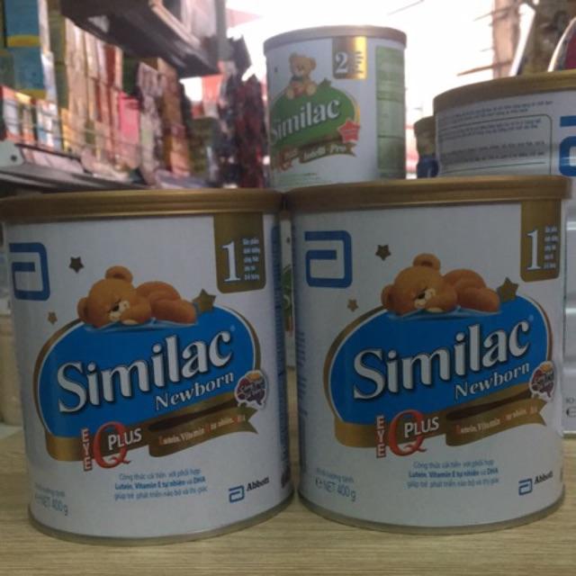 Sữa Similac 1(400g) dành cho trẻ 0-6 tháng - 3327299 , 655244511 , 322_655244511 , 240000 , Sua-Similac-1400g-danh-cho-tre-0-6-thang-322_655244511 , shopee.vn , Sữa Similac 1(400g) dành cho trẻ 0-6 tháng