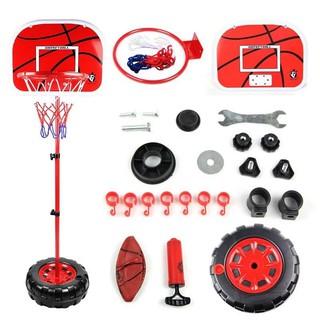 Bộ đồ chơi bóng rổ kèm khung chất lượng dành cho bé