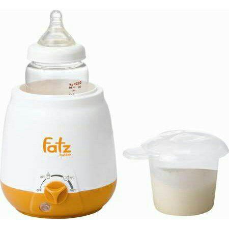 Máy hâm sữa Fatz baby 3 chức năng BPA FATZBABY FB3003SL
