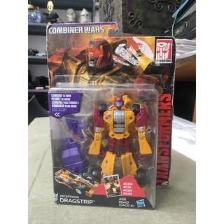 Robot Transformers Dragstrip Combiner Wars