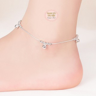 Lắc chân mẫu mới cực xinh, S925 sale giá rẻ thumbnail