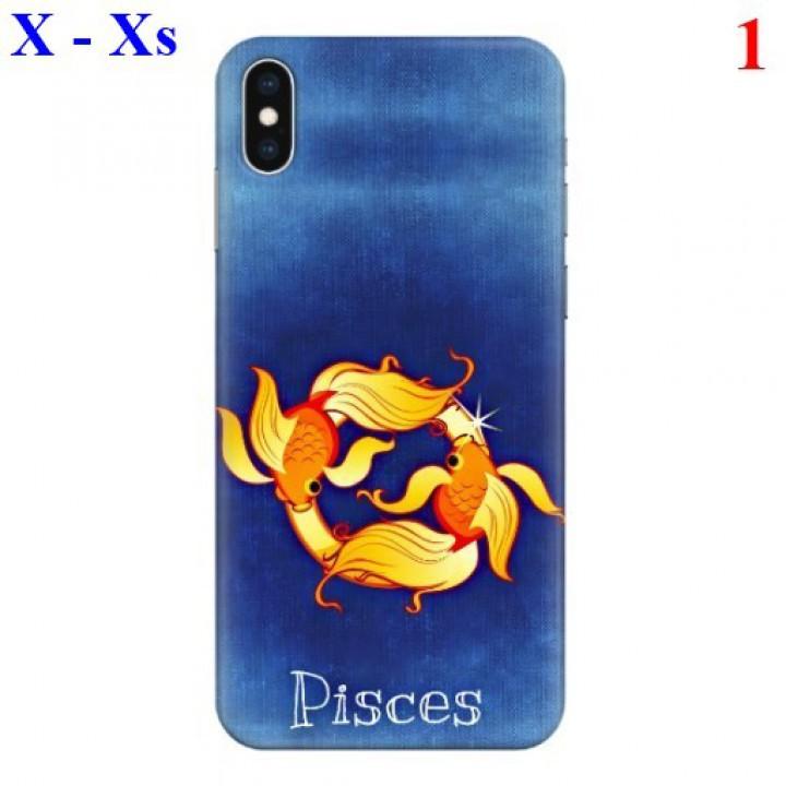 Ốp lưng iPhone X - Xs hình 12 Cung hoàng đạo