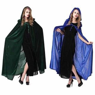áo choàng phù thủy hoá trang halloween