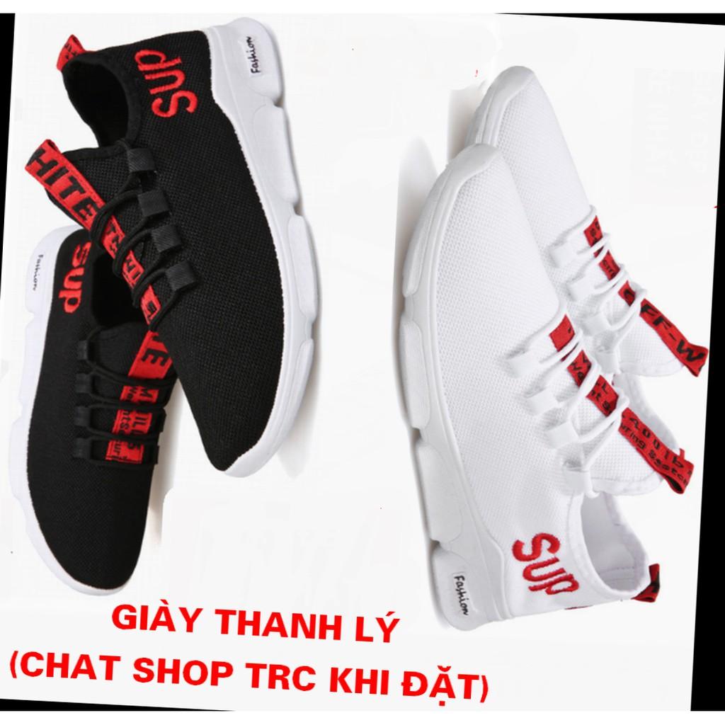 giày nam [CAM KẾT 100% NHƯ ẢNH THẬT] Free Ship Đơn/ Giày sneaker thể thao Nam phong cách Hàn Quốc SUPc