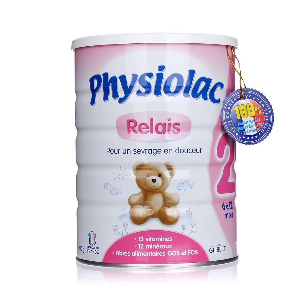 Sữa bột Physiolac 2 900g - 3500501 , 759363887 , 322_759363887 , 340000 , Sua-bot-Physiolac-2-900g-322_759363887 , shopee.vn , Sữa bột Physiolac 2 900g
