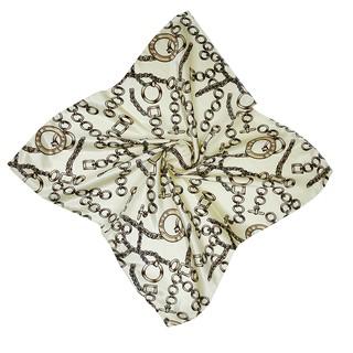 Khăn Choàng Cổ Vải Lụa Satin Hình Vuông Thanh Lịch Mới Cho Nữ 41-60 100 Màu 50cm Wj1060 2