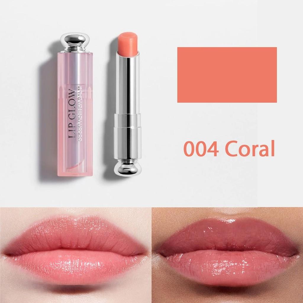 Son dưỡng Dior Lip Glow 004 Coral | Shopee Việt Nam