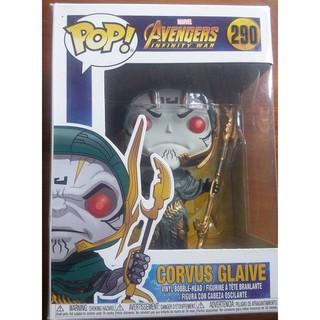 [Có Sẵn] POp Marvel: Avengers Infinity War-Corvus Glaive