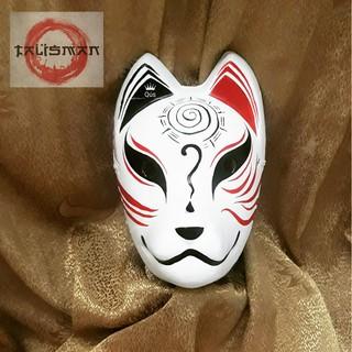 [DESIGN] Mask_#11(Mặt nạ cáo,mask fox) -cosplay