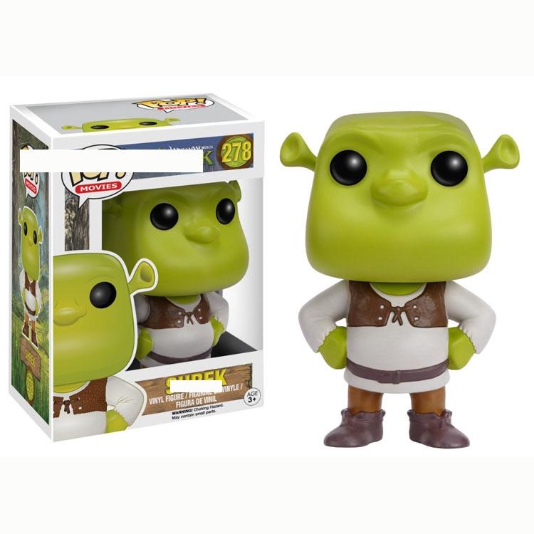 Mô Hình Nhân Vật Hoạt Hình Shrek Chark Chark