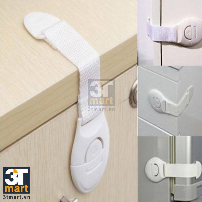 Bộ 4 dây đai khóa tủ kéo, cửa tủ lạnh an toàn cho bé - 2973913 , 364465171 , 322_364465171 , 69000 , Bo-4-day-dai-khoa-tu-keo-cua-tu-lanh-an-toan-cho-be-322_364465171 , shopee.vn , Bộ 4 dây đai khóa tủ kéo, cửa tủ lạnh an toàn cho bé