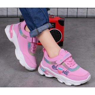 Giày thể thao phong cách hàn quốc bé gái từ 3 - 15 tuổi - TSS010H