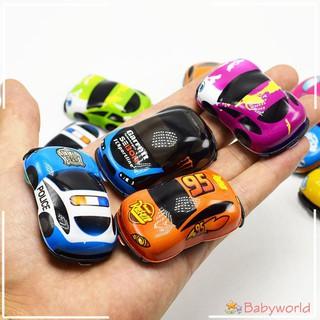 Mô hình xe đua hoạt hình đồ chơi dành cho trẻ