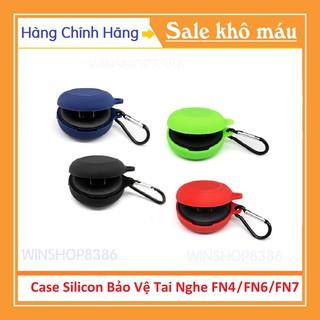 [Mã ELFLASH5 giảm 20K đơn 50K] Case Bảo Vệ Bằng Silicon Cho Tai nghe LG Tone Free FN4/FN6/FN7 [Giao màu ngẫu nhiên]
