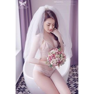[149K] Set Bralette Thiết Kế Ren Cao Cấp Sexy