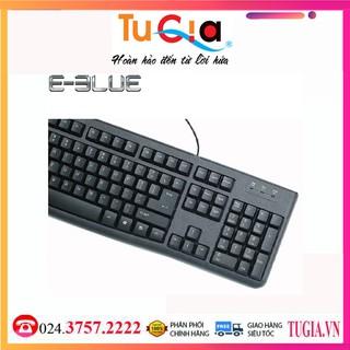 Bàn phím gaming Eblue EKM045BK USB Black-Hàng Chính Hãng thumbnail