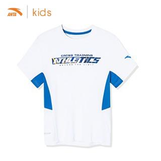 Áo thể thao bé trai Anta Kids công nghệ Free Dry siêu khô thoáng 352025165-3 thumbnail
