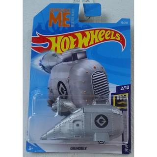 Xe mô hình Hot Wheels Grumobile FYC90