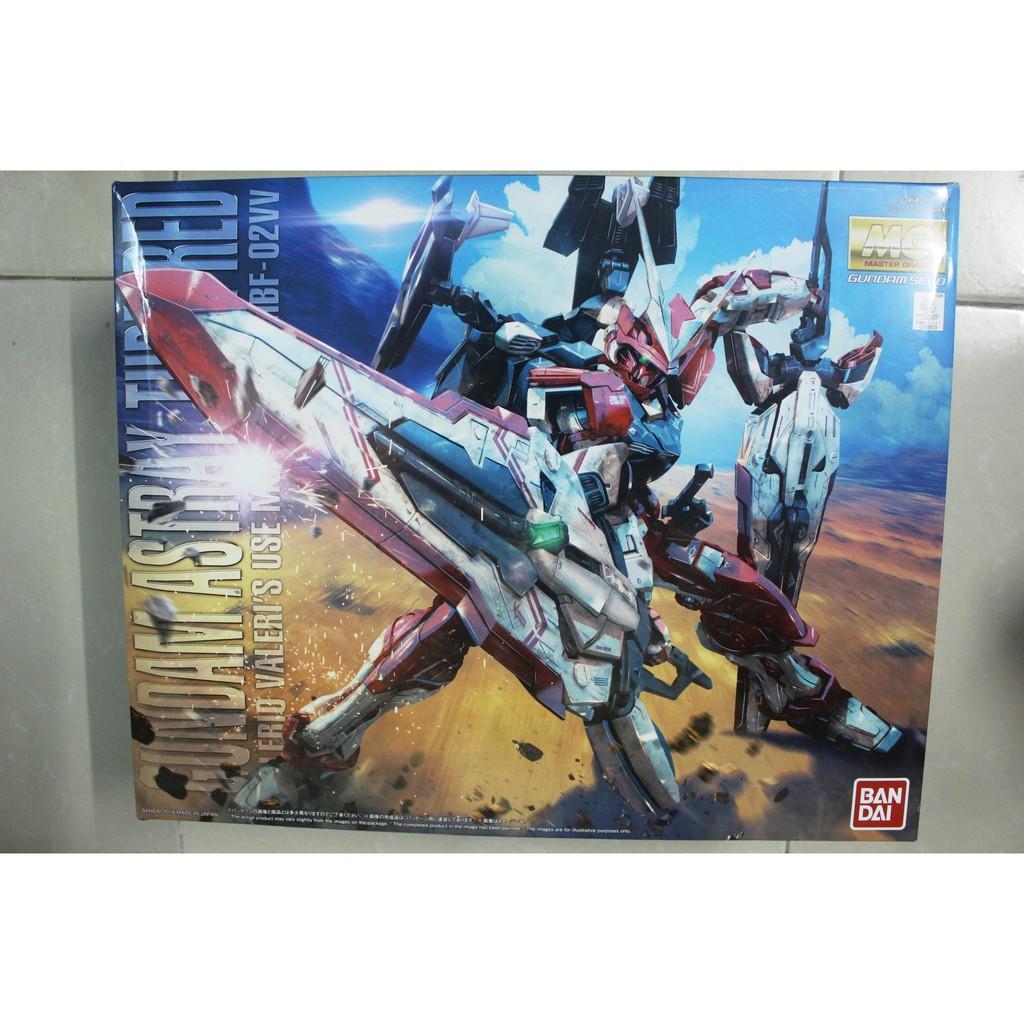 Mô hình lắp ráp MG 1/100 Gundam Astray Turn Red - 3152335 , 1126139261 , 322_1126139261 , 1600000 , Mo-hinh-lap-rap-MG-1-100-Gundam-Astray-Turn-Red-322_1126139261 , shopee.vn , Mô hình lắp ráp MG 1/100 Gundam Astray Turn Red