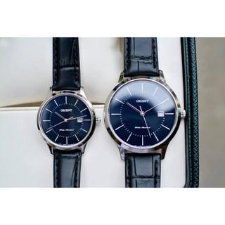 Đồng hồ cặp nam nữ Orient RF-QD0005L & RF-QA0005L thumbnail