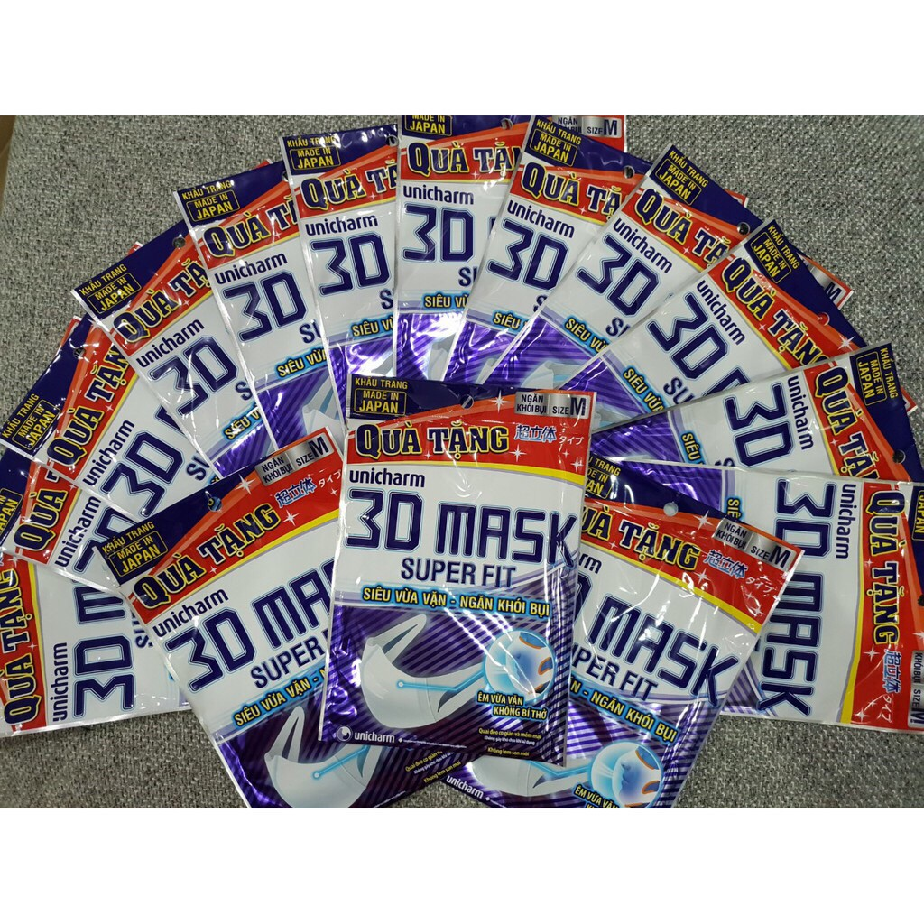 Set 50 gói (100 miếng) khẩu trang ngăn bụi bẩn (1goi 2 miếng) | WebRaoVat