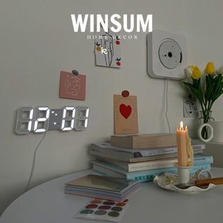 Đồng Hồ LED Số Điện Tử (ĐH1) - Winsum.decor