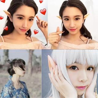 Tai Yêu Tinh Giả Hóa Trang, tai hóa trang đẹp thumbnail