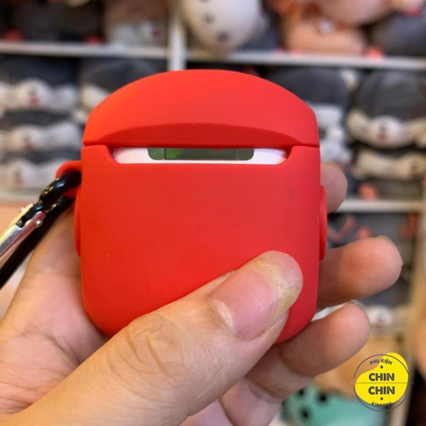 Case Vỏ Bọc Airpod 1&2 Siêu Anh Hùng Irm Chất Liệu Silicon Dẻo Case Tai Nghe i11 i12