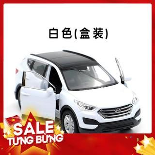 – Hàng nhập khẩu Mô Hình Xe Ô Tô Hyundai Santafefe Tỉ Lệ 1:36 Cao Cấp Liên hệ mua hàng 084.209.1989