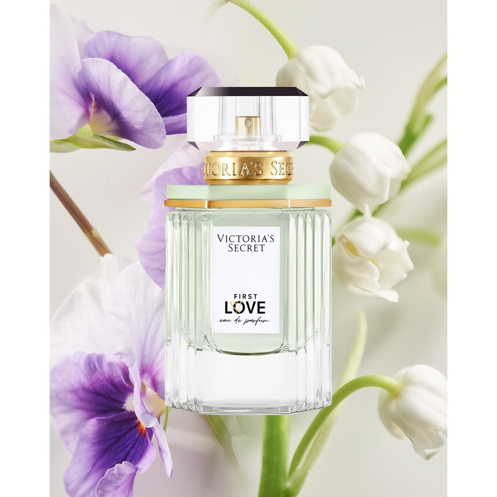 50ml] Nước hoa First Love với hương thơm quyến rũ từ VS | Shopee Việt Nam