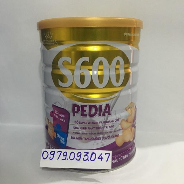 Sữa S600 Pedia ( 900g ) date: 2/2022