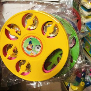 Xắc xô trẻ giá rẻ (set 10 cái)