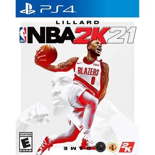 [PS4-US] Trò chơi NBA 2K21 - PlayStation 4 thumbnail