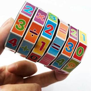 Đồ Chơi Rubic Cho Bé Học Toán Và Tập Làm Các Phép Tính
