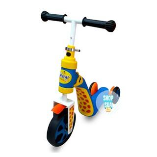 Xe Trượt Scooter Và chòi chân 2in1 (Abbott)