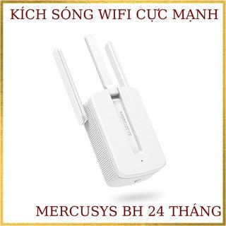 [Mã ELFLASH5 giảm 20K đơn 50K] Kích wifi 3 râu mercusys 300mbps cực mạnh,bộ kích sóng wifi,VDS SHOP