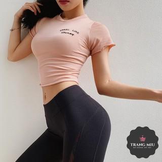 (Bobby Shop) Áo Thể Thao Nữ Honey (Đồ Tập Gym,Yoga) (Không Quần) – Cửa Hàng Việt Nam