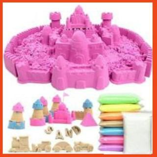 [ Giá Rẻ Nhất ] Bộ đồ chơi tạo hình cát động lực cho bé