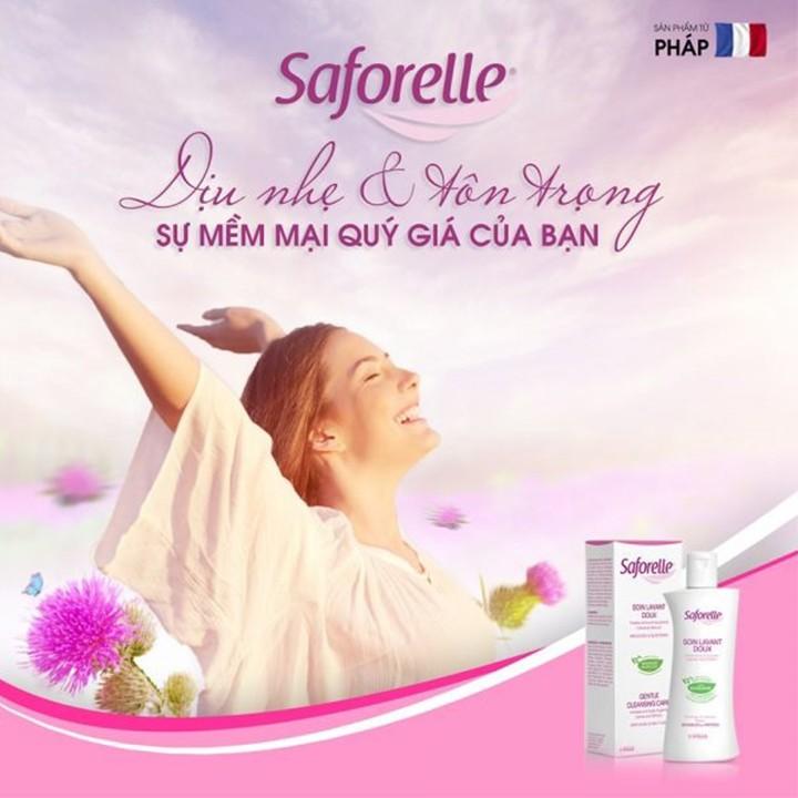Dung Dịch Vệ Sinh Phụ Nữ Saforelle 100ml - Nhập Khẩu Từ Pháp - Victory Pharmacy