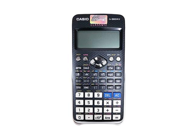 [Máy tính Casio FX 580VN X Hàng chính hãng bảo hành 5 năm casio 580vnx