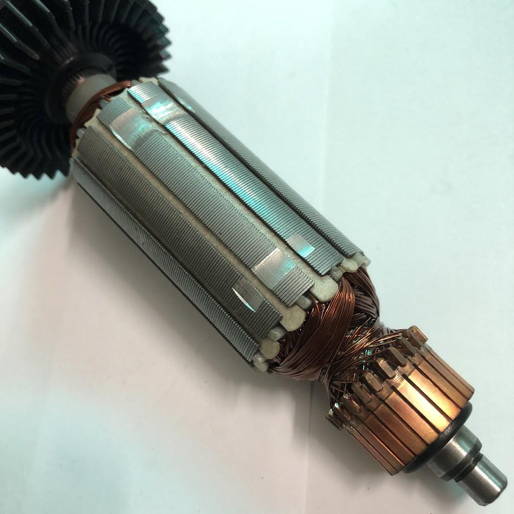 Rotor máy mài MAKTEC 953 961 MT953 MT961 - Tặng chổi than