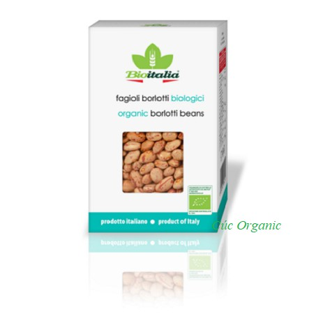 Đậu cúc (đậu ngự) khô hữu cơ BioItalia Organic Borlotti beans 500g (HSD: 31/8/2018) - 23001784 , 853156940 , 322_853156940 , 149000 , Dau-cuc-dau-ngu-kho-huu-co-BioItalia-Organic-Borlotti-beans-500g-HSD-31-8-2018-322_853156940 , shopee.vn , Đậu cúc (đậu ngự) khô hữu cơ BioItalia Organic Borlotti beans 500g (HSD: 31/8/2018)