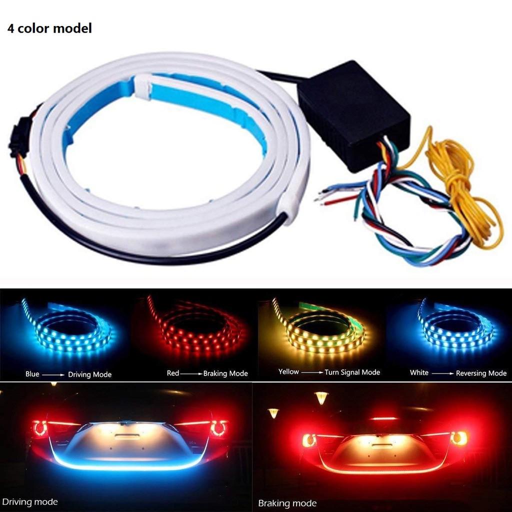 đèn led trang trí xe ô tô 120cm