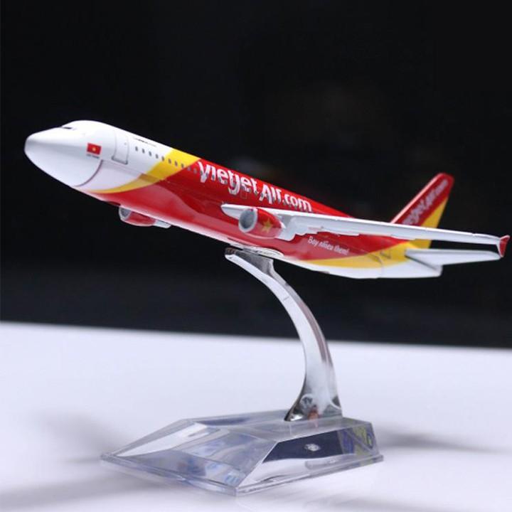 Mô hình máy bay các hãng hàng không