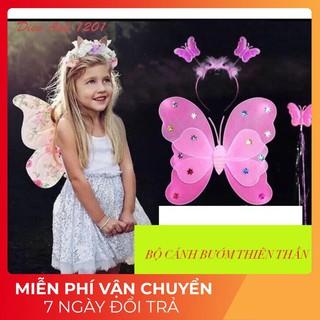 [SIÊU KM] Bộ cánh bướm thiên thần đáng yêu chất lượng nhất hanhshop21