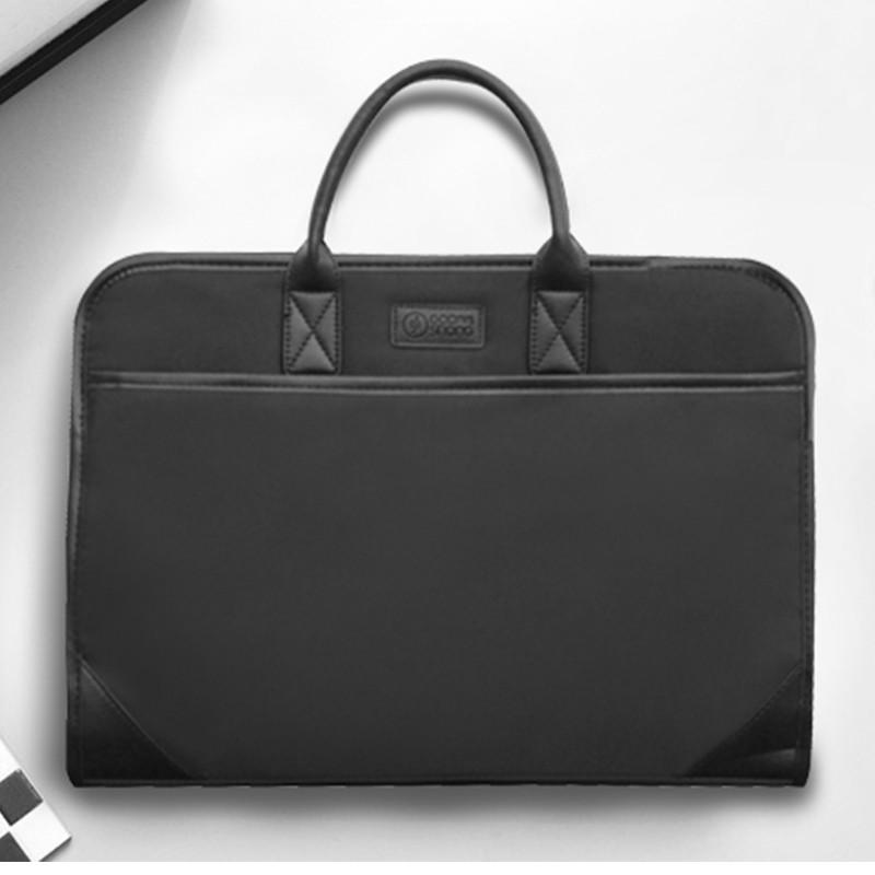กระเป๋าเอกสารธุรกิจแบบพกพากระเป๋าโนเบิลของผู้ชายกระเป๋าเอกสารตัดขวางกระเป๋าสะพาย